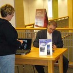 Best selling author (not): My experience with my first book signing