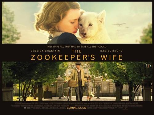 ผลการค้นหารูปภาพสำหรับ the zookeeper's wife